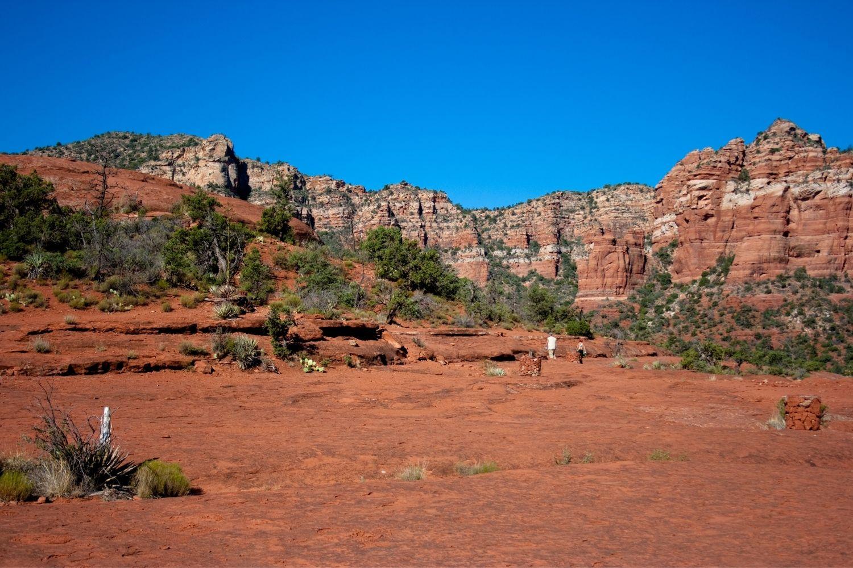 Sedona hiking Sunrise Native Recovery